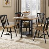 Liberty Furniture | Casual Dining 5 Piece Drop Leaf Set in Charlottesville, VA 8039
