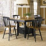 Liberty Furniture | Casual Dining 5 Piece Gathering Table Set in Baltimore, MD 8043