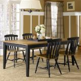 Liberty Furniture | Casual Dining 5 Piece Rectangular Table Set in Winchester, VA 8051