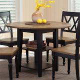 Liberty Furniture | Casual Dining Drop Leaf Leg Table in Richmond,VA 8022