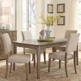 Liberty Furniture | Casual Dining 5 Piece Rectangular Table Sets in Lynchburg, Virginia 12579