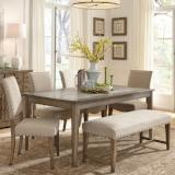 Liberty Furniture | Casual Dining 6 Piece Rectangular Table Sets in Baltimore, Maryland 12591