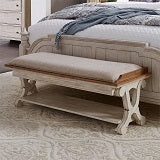 Liberty Furniture | Bedroom Set Bed Benches in Richmond,VA 14100
