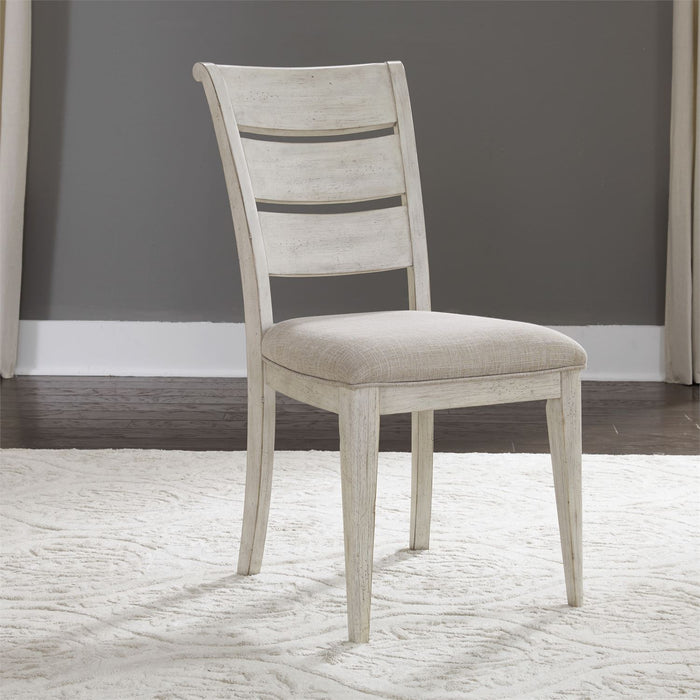 Liberty Furniture | Dining Ladder Back Uph Side Chairs in Richmond,VA 10477