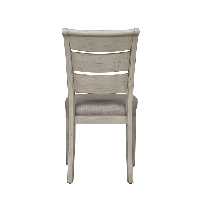 Liberty Furniture | Dining Ladder Back Uph Side Chairs in Richmond,VA 10482