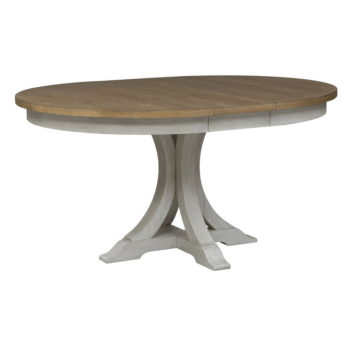 Liberty Furniture | Dining 5 Piece Pedestal Table Sets in Frederick, Maryland 10550