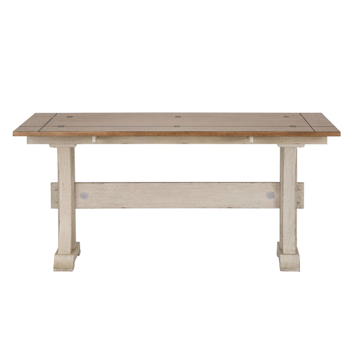 Liberty Furniture | Occasional Flip Lid Sofa Table in Richmond Virginia 8245