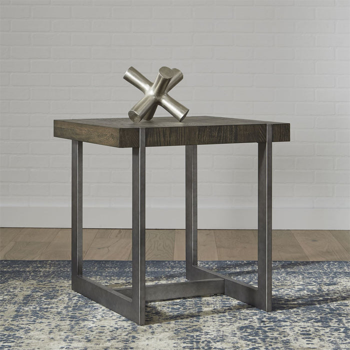 Liberty Furniture | Occasional Square End Table in Richmond Virginia 8362