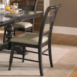 Liberty Furniture | Casual Dining Slat Back Side Chairs in Richmond,VA 12617