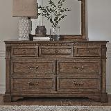 Liberty Furniture | Bedroom 7 Drawer Dressers in Washington D.C, Northern Virginia 17303