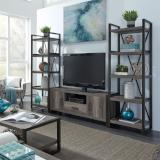 Liberty Furniture | Opt Entertainment Center With Piers in Winchester, Virginia 7652
