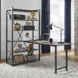 Liberty Furniture | Home Office Desk 2 Piece Set in Richmond Virginia 7607