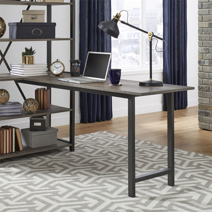 Liberty Furniture | Home Office Desk Top and End Panel in Lynchburg, VA 7598