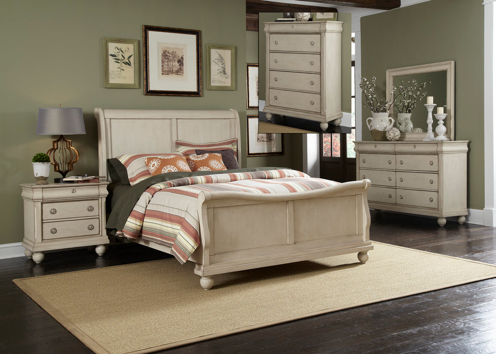 Liberty Furniture | Bedroom King Sleigh 5 Piece Bedroom Sets in Pennsylvania 2071