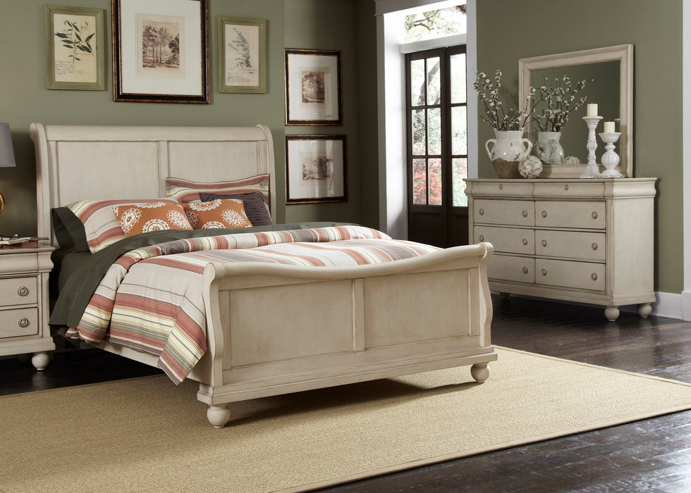 Liberty Furniture | Bedroom Queen Sleigh 3 Piece Bedroom Sets in Fredericksburg, VA 2032