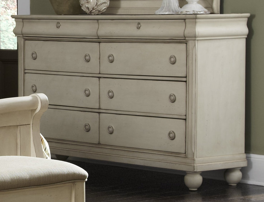 Liberty Furniture | Bedroom Queen Sleigh 5 Piece Bedroom Sets in New Jersey, NJ 2053