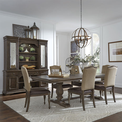 Liberty Furniture | Dining Opt Trestle Table 7 Piece Set in Pennsylvania 18150