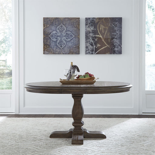 Liberty Furniture | Dining Pedestal Table in Lynchburg, Virginia 18124