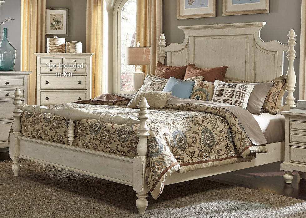 Liberty Furniture | Bedroom King Poster 5 Piece Bedroom Set in New Jersey, NJ 3474