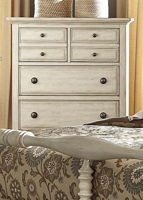 Liberty Furniture | Bedroom King Poster 5 Piece Bedroom Set in New Jersey, NJ 3477