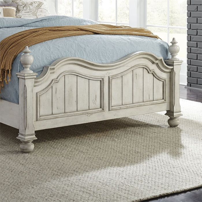 Liberty Furniture | Bedroom (698-BR) Queen Poster Beds in Lynchburg, Virginia 2907