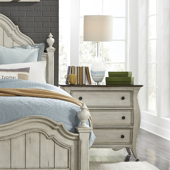 Liberty Furniture | Bedroom (698-BR) 3 Drawer Bedside Chests in Winchester, Virginia 2889
