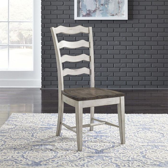 Liberty Furniture | Dining Ladder Back Side Chair  in Richmond Virginia 7680