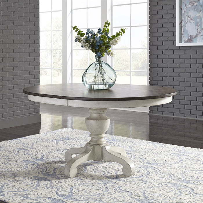 Liberty Furniture | Dining 5 Piece Pedestal Table Set in Southern Maryland, Maryland 7705
