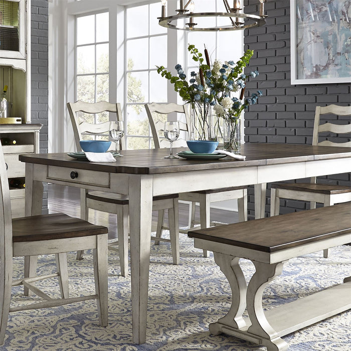 Liberty Furniture | Dining Rectangular Leg Table in Winchester, Virginia 7689