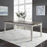 Liberty Furniture | Dining Rectangular Leg Table in Winchester, Virginia 7687