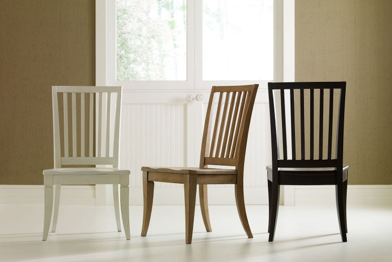 Legacy Classic Furniture | Dining Slat Back Side Chair - Sea Salt in Richmond,VA 4278