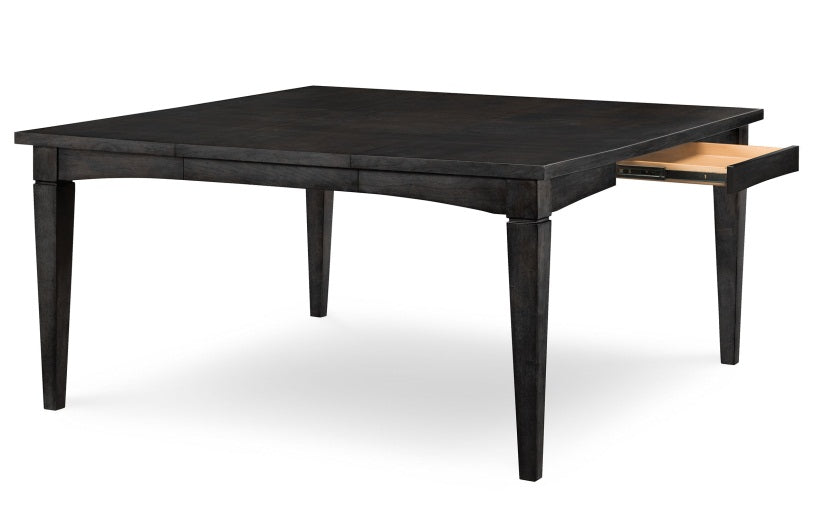 Legacy Classic Furniture | Dining Gathering Rect to Square Leg Table - Peppercorn in Richmond,VA 4028