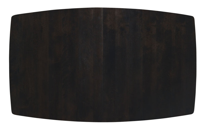 Legacy Classic Furniture | Dining Surfboard Leg Table - Peppercorn in Richmond,VA 4037