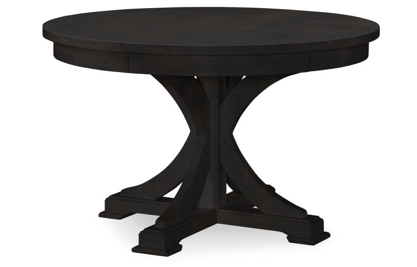 Legacy Classic Furniture | Dining Round to Oval Pedestal Table With Uph Back Side Chairs in Lynchburg, Virginia 4260