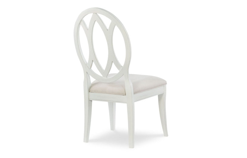 Legacy Classic Furniture | Dining Oval Back Side Chair - Sea Salt in Richmond,VA 4272