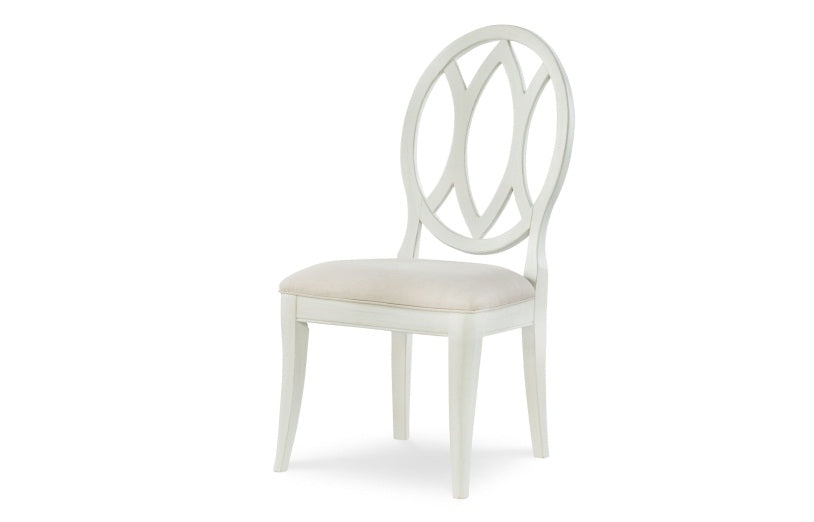 Legacy Classic Furniture | Dining Oval Back Side Chair - Sea Salt in Richmond,VA 4271