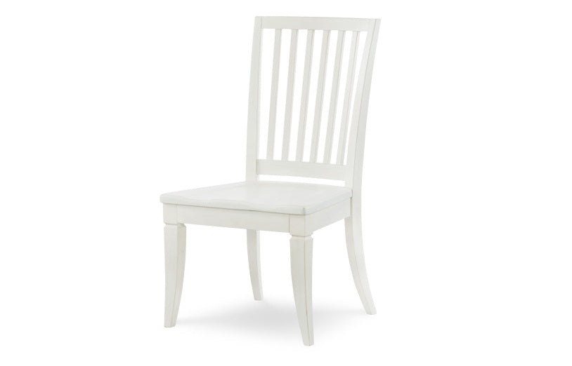 Legacy Classic Furniture | Dining Slat Back Side Chair - Sea Salt in Richmond,VA 4277