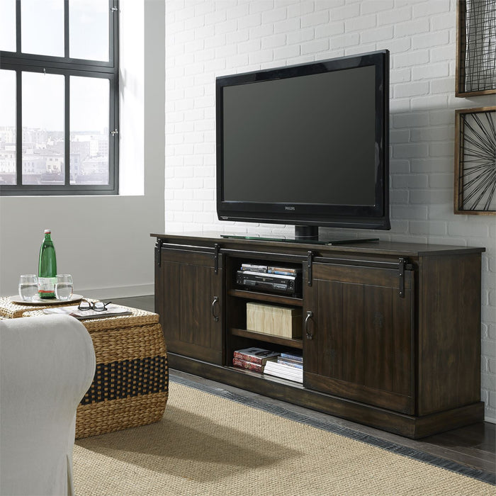 Liberty Furniture | Entertainment TV Console - 72 Inch in Hampton(Norfolk), Virginia 16291