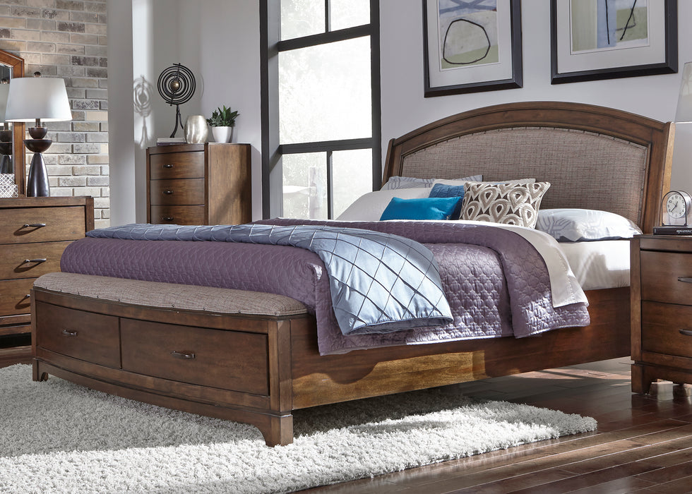 Liberty Furniture | Bedroom Queen Storage 5 Piece Bedroom Sets in New Jersey, NJ 1404