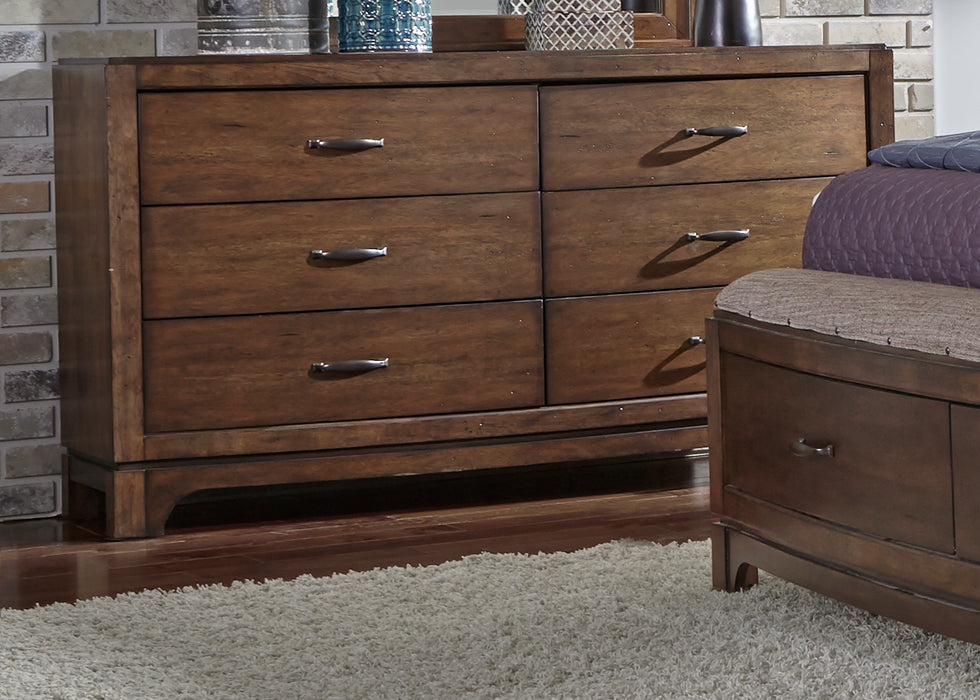 Liberty Furniture | Bedroom Dressers and Mirrors in Winchester, Virginia 1362