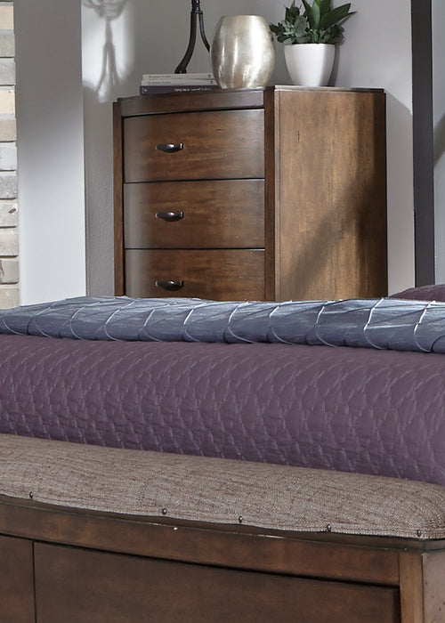 Liberty Furniture | Bedroom King Panel Storage 5 Piece Bedroom Sets in Pennsylvania 1433