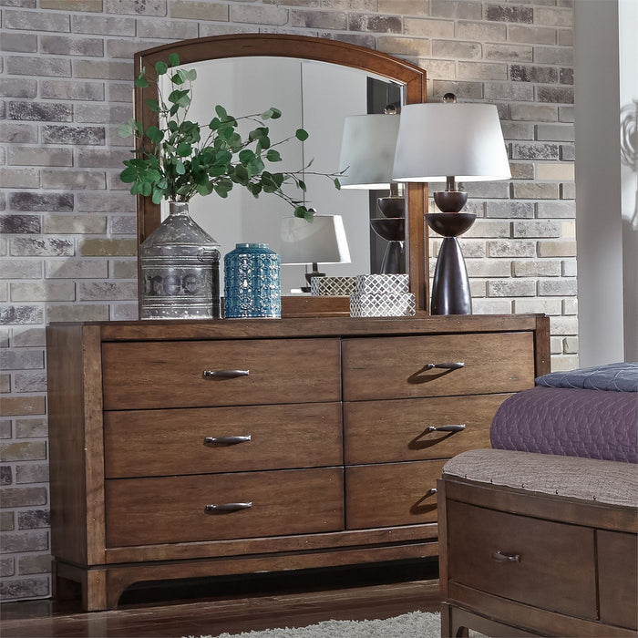 Liberty Furniture | Bedroom King Panel Storage 5 Piece Bedroom Sets in Pennsylvania 9175