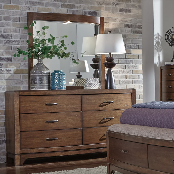 Liberty Furniture | Bedroom Lighted Mirrors in Richmond VA 9085