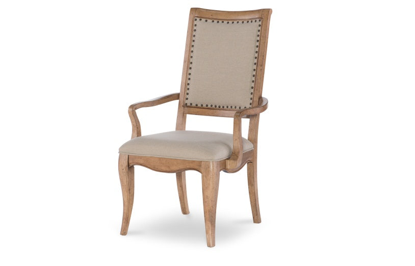 Legacy Classic Furniture | Dining Upholstered Back Arm Chair in Richmond Virginia 705