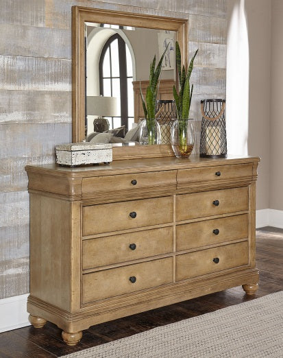 Legacy Classic Furniture | Bedroom King Uph CA 5 Piece Bedroom Set in Pennsylvania 690