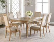 Legacy Classic Furniture |  Dining 7 Piece Leg Table Set in Pennsylvania 739