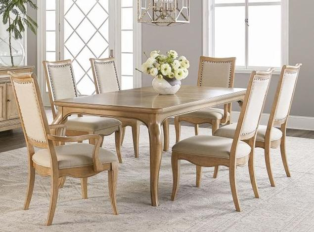 Legacy Classic Furniture |  Dining 7 Piece Leg Table Set in Pennsylvania 740