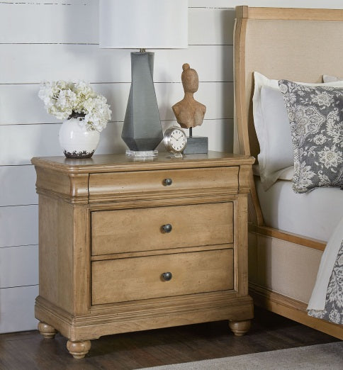 Legacy Classic Furniture | Bedroom King Uph CA 5 Piece Bedroom Set in Pennsylvania 697