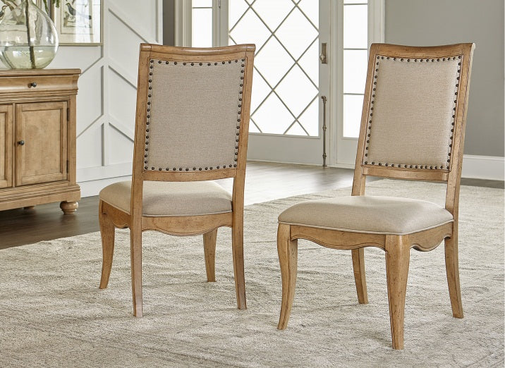 Legacy Classic Furniture |  Dining 7 Piece Leg Table Set in Pennsylvania 747