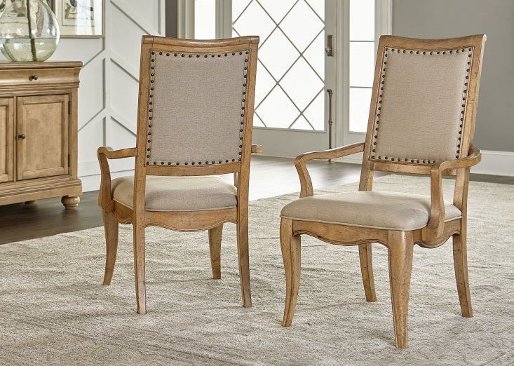 Legacy Classic Furniture | Dining Upholstered Back Arm Chair in Richmond Virginia 704